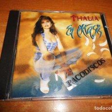 CDs de Música: THALIA EN EXTASIS CD ALBUM DEL AÑO 1996 ESPAÑA CONTIENE 14 TEMAS MUY RARO . Lote 108272051