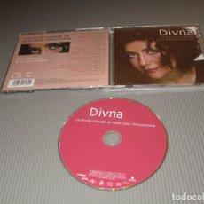 CDs de Música: DIVNA ( LA DIVINE LITURGIE DE SAINT JEAN CHRYSOSTOME ) - CD - 301 707-9 - WARNER MUSIC. Lote 108275179