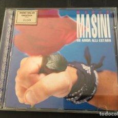 CDs de Música: MARCO MASINI (MI AMOR ALLI ESTARA ) CD 14 TRACK (CDI13). Lote 157079025