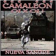 CDs de Música: CD CAMALEON OI X IO! - NUEVA SANGRE (SELLADO). Lote 108281523
