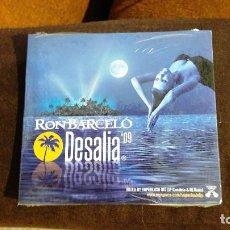 CDs de Música: DESALIA'09 - 2009 RON BARCELÓ. Lote 108282767