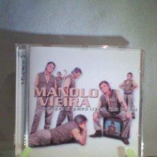 CDs de Música: CD MANOLO VIEIRA - Y AL QUE LO QUIERA COGER QUE LO COJA. Lote 108283487