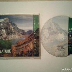CDs de Música: CD ORIGINAL - THE AMBIENT EXPERIENCE - RELAJANTE - AMBIENTAL - NATURE - NATURALEZA. Lote 108285015