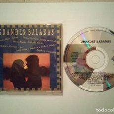 CDs de Música: CD ORIGINAL - GRANDES BALADAS - RELAJANTE - AMBIENTAL - DIONNE WARWICK - ED. PERFIL. Lote 108285047