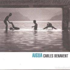 Music CDs - CD AIGUA -CARLES BENAVENT - 108311083