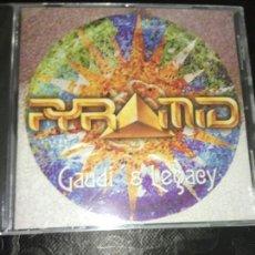 CDs de Música: PYRAMID / CD / GAUDI'S LEGACY / HEAVY METAL PROG. Lote 108372868