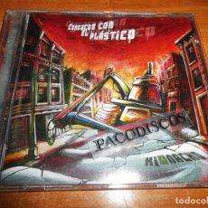 CDs de Música: KID NACHO CONTACTO CON EL PLASTICO CD ALBUM PRODDIGY DEFARI HZIBIT AFU RA AITOR DNASIS SUDDAK. Lote 108383387