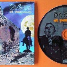 CDs de Música: DR SPINA EL PERNALES+2 TO JAIL RECORDS 2011 ROCK VALENCIA CD SINGLE. Lote 108391263