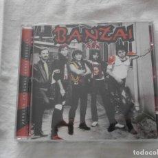 CDs de Música: BANZAI CD BANZAI ( 2000) COMO NUEV0. Lote 108400135