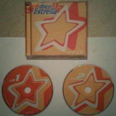 CDs de Música: DOBLE CD - DISCO ESTRELLA - IBIZA - DANCE - HOUSE - VALE MUSIC. Lote 108417767