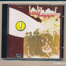 CDs de Música: CD LED ZEPPELIN - LED ZEPPELIN II. Lote 108437091