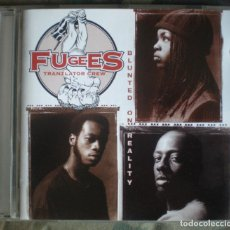 CDs de Música: FUGEES (TRANZLATOR CREW) – BLUNTED ON REALITY CD 1994 HIP HOP. Lote 205847766
