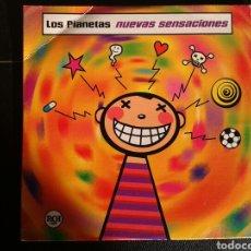 CDs de Música: LOS PLANETAS. NUEVAS SENSACIONES. CD SINGLE DE 3 TEMAS 1994. RCA-BMG. BUEN ESTADO.. Lote 108449891