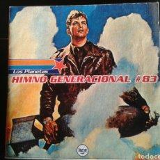 CDs de Música: LOS PLANETAS. HIMNO GENERACIONAL #83. CD SINGLE DE 3 TEMAS 1995. RCA-BMG. MUY BUEN ESTADO.. Lote 108450048