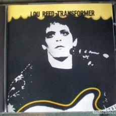 CDs de Música: LOU REED - TRANSFORMER CD . Lote 108451847