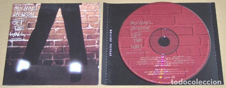 Usado, MICHAEL JACKSON - 4 remastered CDs 1979-1991 + HIStory (1995) - Off the Wall - Thriller - Bad... segunda mano