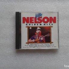 CDs de Música: WILLIE NELSON - GOLDEN HITS CD. Lote 108452911