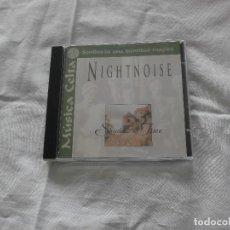 CDs de Música: NIGHTNOISE CD SHADOW OF TIME (1993)) SERIE SONIDOS DE UNA IDENTIDAD MAGICA **NUEVO ** 2000. Lote 108458775