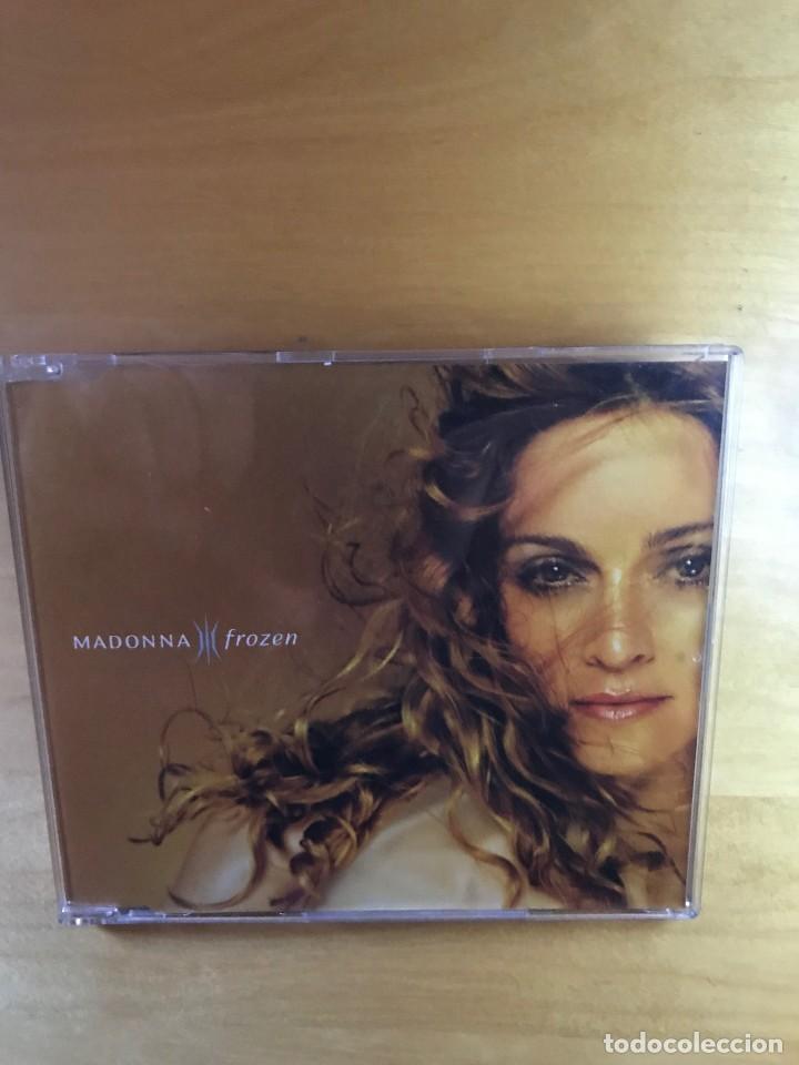 MADONNA - FROZEN (Música - CD's Disco y Dance)