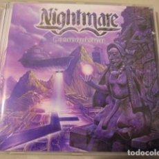 CDs de Música: NIGHTMARE - COSMOVISION - 2001 - IMPECABLE ESTADO !!!. Lote 108678747