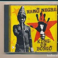 CDs de Música: CD MANO NEGRA. KING OF BONGO. Lote 108700611
