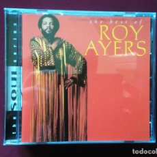 CDs de Música: ROY AYERS-THE BEST OF ROY AYERS (CD). Lote 108702871