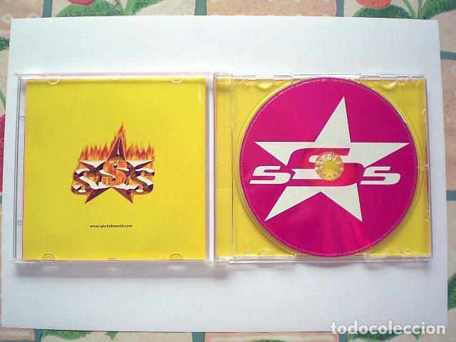 CDs de Música: Sigue Sigue Sputnik: 21st Century Boys: The Best of (CD) impecable - Foto 6 - 108709847