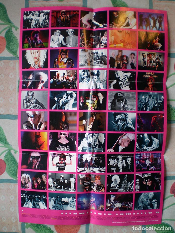 CDs de Música: Sigue Sigue Sputnik: 21st Century Boys: The Best of (CD) impecable - Foto 8 - 108709847