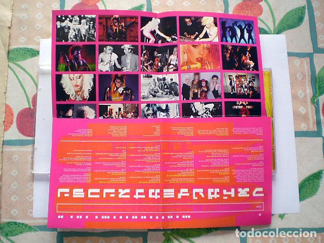 CDs de Música: Sigue Sigue Sputnik: 21st Century Boys: The Best of (CD) impecable - Foto 10 - 108709847
