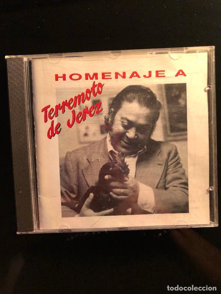 HOMENAJE A TERREMOTO DE JEREZ (Música - CD's Flamenco, Canción española y Cuplé)