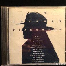 CDs de Música: LOS JÓVENES FLAMENCOS. Lote 108740495