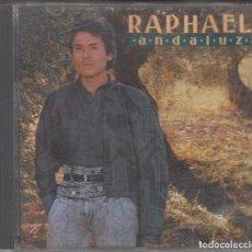 CDs de Música: RAPHAEL CD ANDALUZ 1991 SONY SPAIN. Lote 108744367