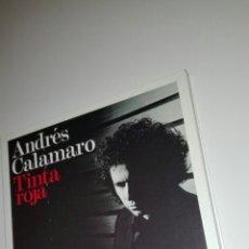 CDs de Música: ANDRES CALAMARO . TINTA ROJA. Lote 108759355
