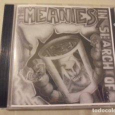 CDs de Música: THE MEANIES IN SEARCH OF - 1992 AU GO GO / PUNK ROCK AUSTRALIA - IMPECABLE ESTADO. Lote 108763219