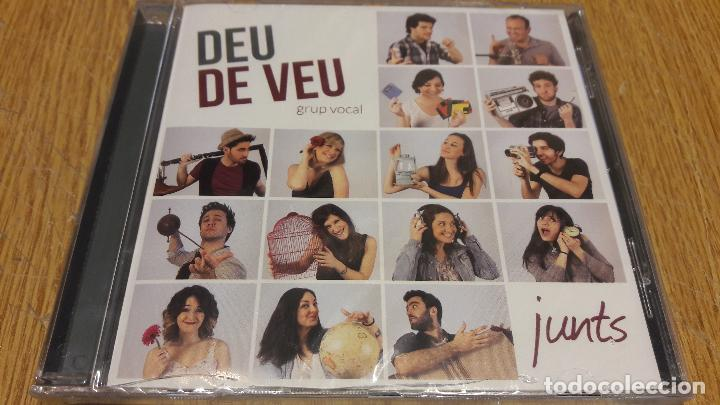 DEU DE VEU. GRUP VOCAL. FINALISTAS OH HAPPY DAY - TV3. CD / GLOBAL - 2014. 14 TEMAS / PRECINTADO. (Música - CD's Pop)