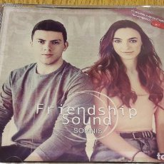 CDs de Música: FRIENDSHIP SOUND / SOMNIS / CD / MUSICA GLOBAL / 13 TEMAS / PRECINTADO - 2017. Lote 251177900