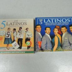 CDs de Música: LOS 5 LATINOS BOX 6 CD . Lote 108775707