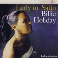 CDs de Música: BILLIE HOLIDAY / RAY ELLIS AND HIS ORCHESTRA - LADY IN SATIN - CD. Lote 108783287