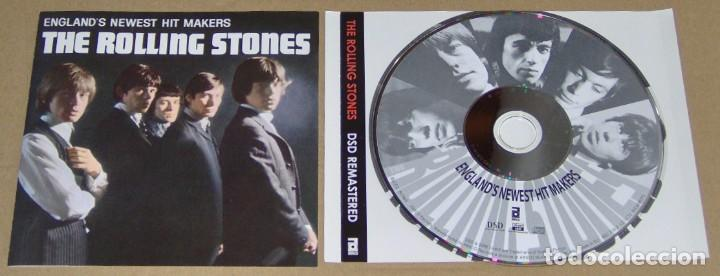 DSD REMASTERED ROLLING STONES AFTERMATH CD USA Edition