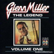 CDs de Música: GLENN MILLER AND THE GLENN MILLER ORCHESTRA - THE LEGEND - 3XCDS. Lote 108792315