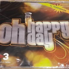 CDs de Música: OH HAPPY DAY / TEMPORADA 3 / 25 TEMAS / CD / PRECINTADO.. Lote 108813267