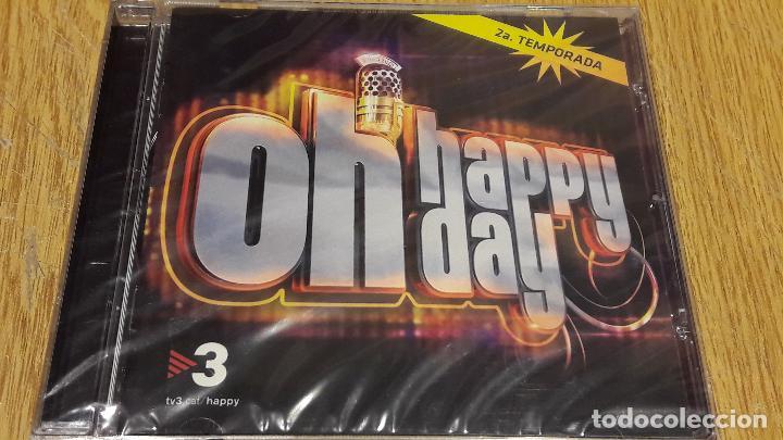 OH HAPPY DAY / TEMPORADA 2 / 23 TEMAS / CD / PRECINTADO. AGOTADO EN TIENDAS. (Música - CD's Pop)