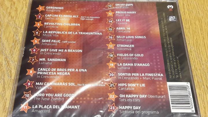CDs de Música: OH HAPPY DAY / TEMPORADA 2 / 23 TEMAS / CD / PRECINTADO. AGOTADO EN TIENDAS. - Foto 2 - 108813871