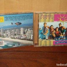 CDs de Música - PARADISE BEACH - CD BANDA SONORA ORIGINAL ARTISTAS VARIOS BSO - 108815015