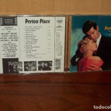 CDs de Música: PEYTON PLACE - MUSICA DE FRANZ WAXMAN - CD BANDA SONORA ORIGINAL BSO. Lote 108816239