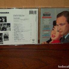 CDs de Música: SAYONARA - MUSICA DE FRANZ WAXMAN - CD BANDA SONORA ORIGINAL BSO. Lote 108826927