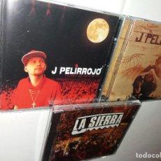 CDs de Música: JPELIRROJO - 3 CD - FUERA DE CONTROL - PHYXIUS - LA SIERRA - EL CIRCULO SE CIERRA - CURRICE J JODIDO. Lote 108840799