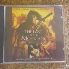 CDs de Música: THE LAST OF THE MOHICANS , CD BSO , ESTADO IMPECABLE ENVIO ECONOMICO. Lote 108894191