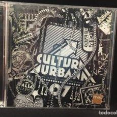 CDs de Música: CULTURA URBANA 07 - CD+ DVD RECOPILACIÓN HIP HOP NACIONAL. Lote 108906056