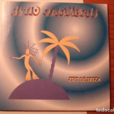 CDs de Música: EL TÍO CALAMBRES JIPI DE IBIZA CD SINGLE 2003. Lote 108906915